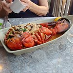 Lobster thermidor!