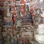ภาพถ่ายของ The Dazu Rock Carvings