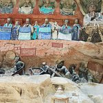 Photo de The Dazu Rock Carvings