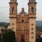fachada Catedral Santa Prisca