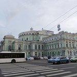 Здание Мариинки