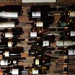 The wine list - very original.