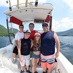 Foto de Jeff's Lake George Fishing Charters