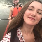 Kayaking on the Potomac!