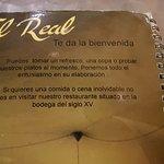 El real