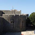 Bild från Dubrovniks ringmur