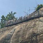 Фотография Крепость Сигирия - Львиная скала