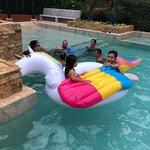 El mejor lugar para disfrutarlo en familia o amigos ,excelente piscina ,deliciosas comidas ven y