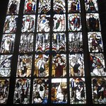 St. Lorenz - Stained Glass Window