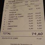 Photo de La Sal restaurant