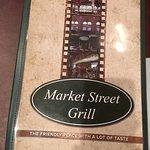 Market Street's Menu
