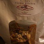 Bag of cookies I broke into