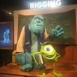 Rigging and Monsters, Inc.