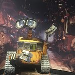 WALL-E and Perpective