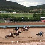 Ruidoso Downs Race Track Foto