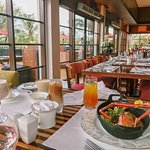Boneka Restaurant at The St. Regis Bali Resort resmi