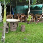 Photo de Restaurant by the Lake Tinajas Arenal