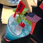 Special drink on Independence Day