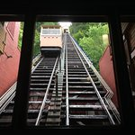 On our way up the Monongahela Incline
