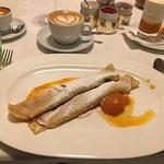 Klassiker: Wiener Schnitzel, Marillen Palatschinken, Rindsfilet, klare Suppe mit Einlage, samtig
