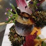 Sardines boulonnaise / brocolis rotis / moules