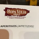 Foto Ropa Vieja Grill