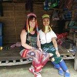 ภาพถ่ายของ ชุมชุนบ้านป่าอ้อ 5 ชนเผ่ากระเหรี่ยงคอยาว