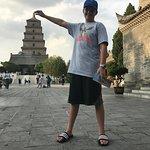 Big Goose Pagoda Aug. 15, 18