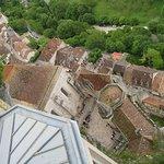Remparts du Chateau Foto
