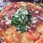 Pizza Jambon pays