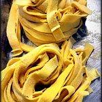 Homemade Italian Pasta - Fettuccine