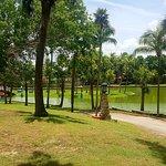 レティーロ公園の写真