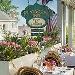 Welcome to Pentagoet Inn & Restaurant