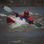 Yampa River - water fun near the hotel