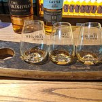 The final whiskey tasting