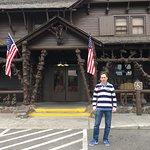 Old Faithful Basin Store Foto