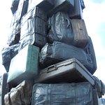 Sculpture Consigne a Vie
