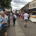 St Albans Farmers Market fényképe