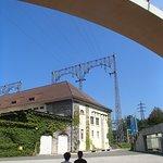 Foto van Wasserkraftwerk Walchensee