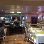 Foto de Restaurante Palm Terrace Cafe