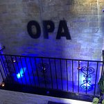 Entrance to OPA