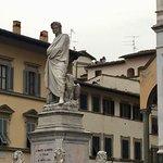 Φωτογραφία: Monumento a Dante Alighieri