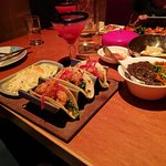Rosa Mexicano - Lincoln Center: Beef Taco, with available light