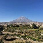 صورة فوتوغرافية لـ Volcan Misti