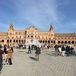 Plaza de España Foto