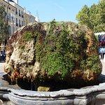 Fountain on Mirabeau