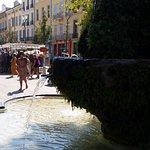 Фотография Mossy Fountain