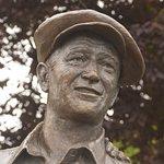 A perfect John Wayne face