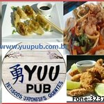 Yuu Pub (Petiscos Japoneses Quentes)