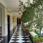 Carolina Inn conservatory